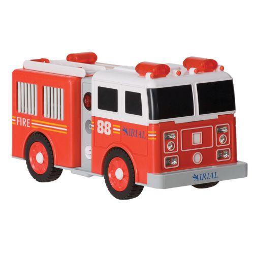 Fire and Rescue Compressor Nebulizer