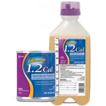 Glucerna 1.2 Cal Specialized Nutrition Glycemic Control