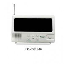 Wireless Economy Central Monitoring Unit