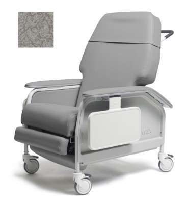 lumex extra wide clinical care geri chair recliner 0c9