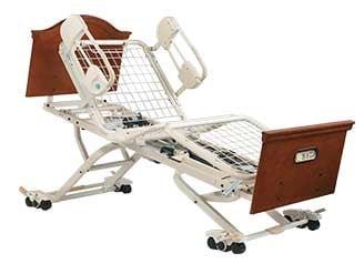 joerns ultracare xt full electric hospital bed bundle d14