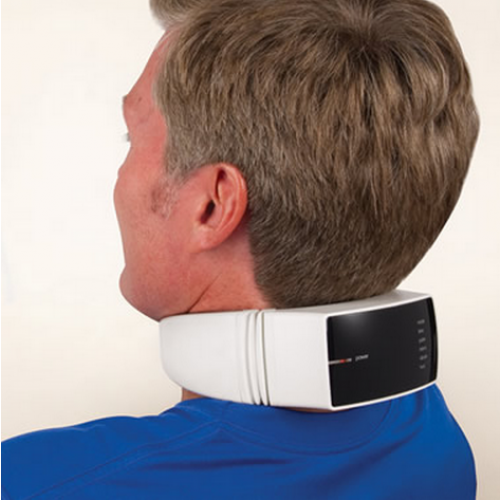 Heated Neck Massager with Electrotherapy