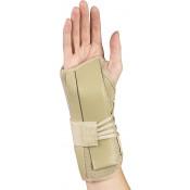 Suede Finish Wrist Brace