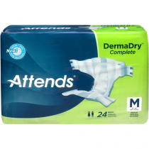 Attends DermaDry Complete Heavy Absorbency