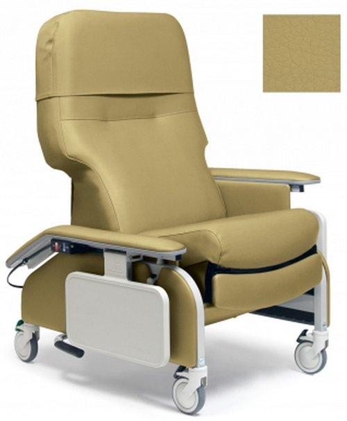 lumex deluxe clinical care recliner by graham field  f30