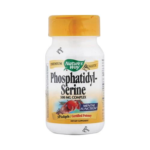 Natures Way Phosphatidylserine