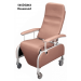 Preferred Care Drop-Arm Recliner Rosewood