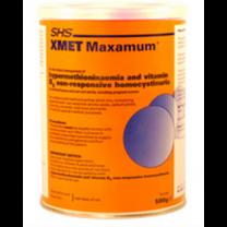 XMet Maxamum for Homocystinuria and Hypermethioninemia