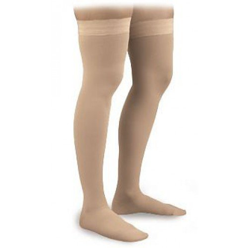 Activa Graduated Therapy Thigh High Unisex Uni-band Top 20-30 mmHg