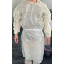 Protective Procedure Gown AAMI Level 2 NonSterile