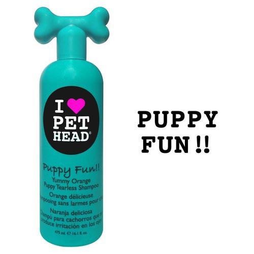 Pet Head Puppy Fun Tearless Shampoo