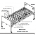 Quarter Length Bed Rail