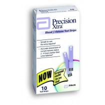 Precision Xtra Ketone Diabetes Test Strips