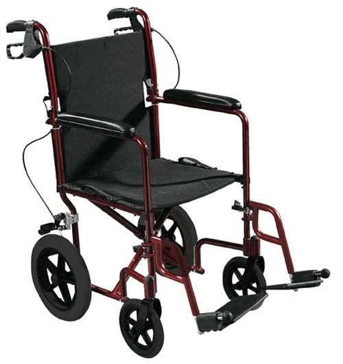 Expedition Lightweight Transport Chair with Flat Free Wheels by Drive  sc 1 st  Vitality Medical & Transport Wheelchairs u0026 Transport Chairs | Vitality Medical