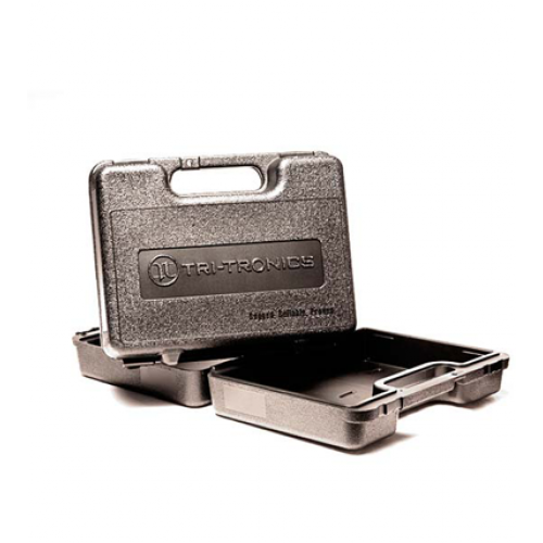 Tri Tronics Plastric Carrying Case