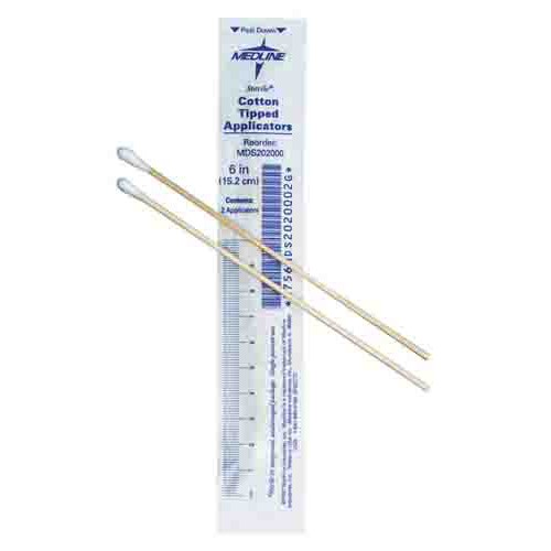 Cotton Tipped Applicator - Sterile