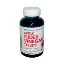 American Health Apple Cider Vinegar Dietary Supplement