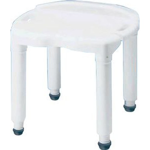 Universal Adjustable Height Bath Seat by Carex