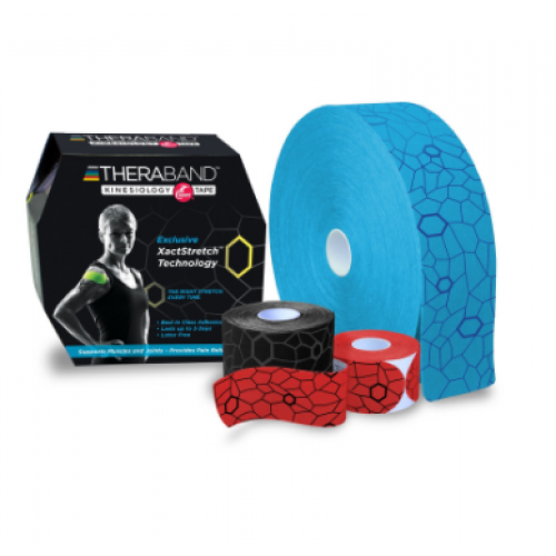 TheraBand Kinesiology Tape Standard Roll w/ XACTSTRETCH