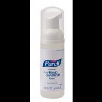 Foam Hand Sanitizer 1.5 Ounce Foam Pump Bottle