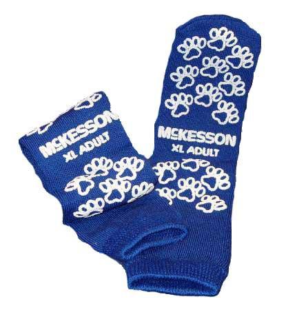 slipper socks medi pak above the ankle skid resistant tread sock 92e
