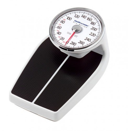 Health o meter Pro Series Large Raised Dial Platform Scale
