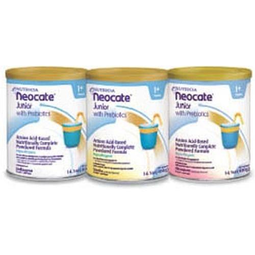 Neocate Junior with Prebiotics Strawberry - 400 gm