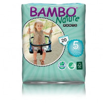 Bambo Nature Pants- Sizes 5 & 6