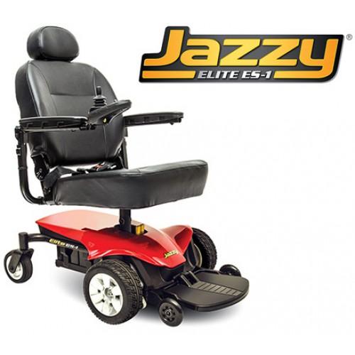 Jazzy Elite ES-1 Power Wheelchair