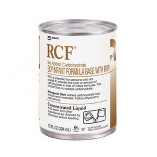 RCF Soy Infant Formula No Added Carbohydrate