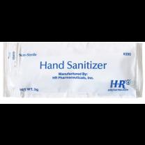 HR Hand Sanitizer Packets - 290