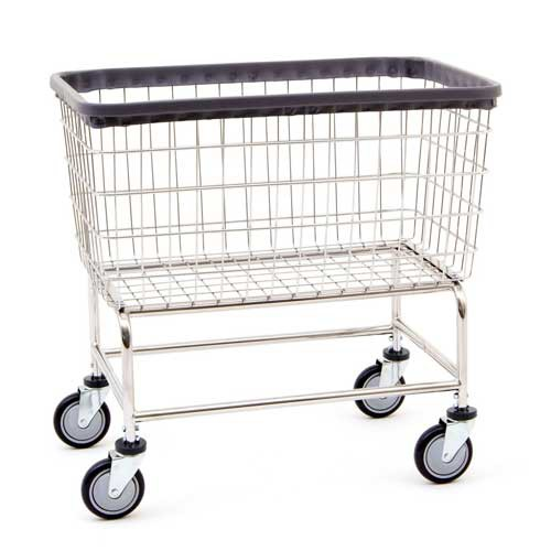 rb wire standard laundry cart and heavy duty large capacity  785