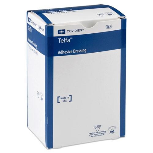 Covidien Telfa Adhesive with Non-Adherent Pad