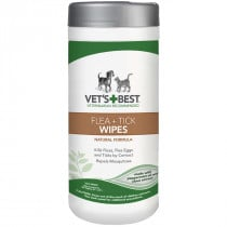 Dog Flea and Tick Wipes