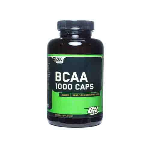 BCAA Amino Acid Capsules