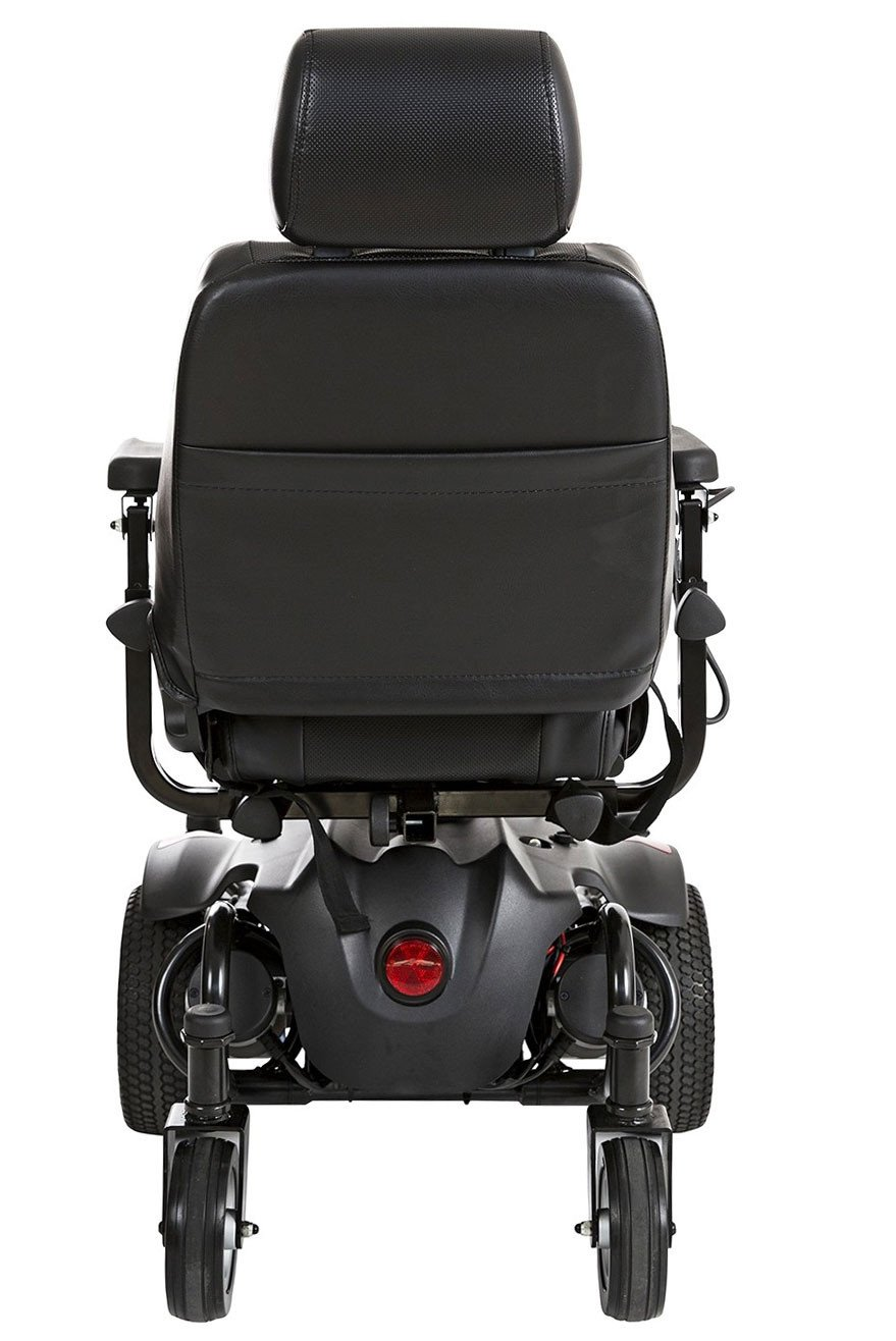 titan axs mid wheel drive powerchair 3a0