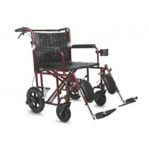 Ultralight Plus Bariatric Transport Chair