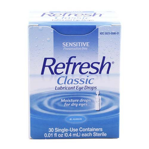 Refresh Classic Eye Mist