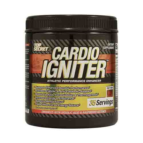 Cardio Igniter Muscle Building Supplement