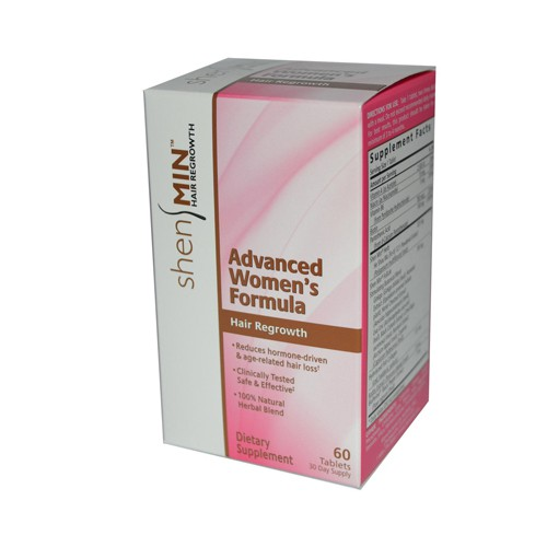 Shen Min Advanced Women's Formula Hair Regrowth