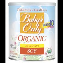 Babys Only Organic Soy Formula