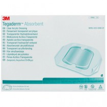 Tegaderm Absorbent Clear Acrylic Dressing
