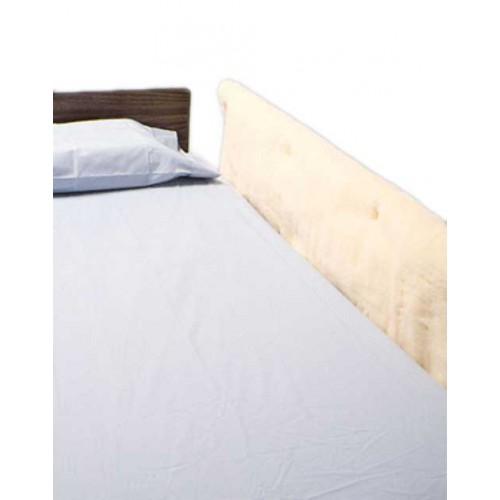 402010 Synthetic Sheepskin Hospital Bed Guardrail Bumper