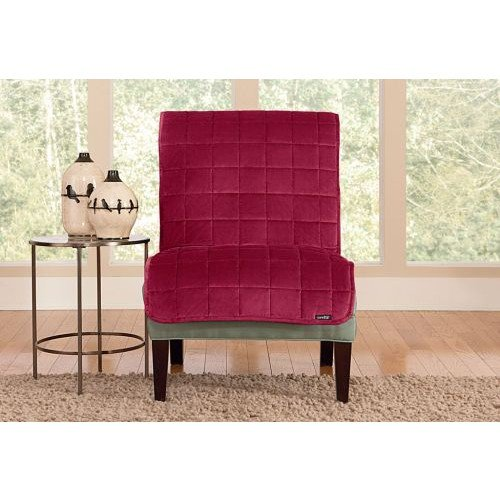 Sure Fit Deluxe Armless Furniture Cover 42417 43528