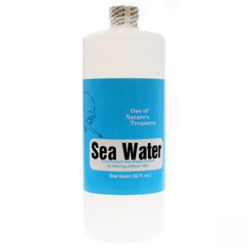 Natural Sources Sea Water