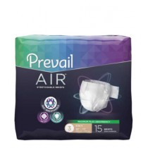 Prevail Air Briefs - Maximum Plus Absorbency