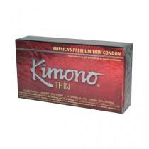 Kimono Premium Thin Latex Condoms
