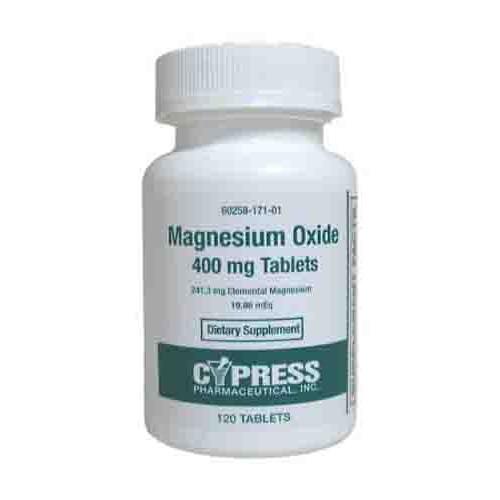 Antacid Magnesium Oxide Tablets