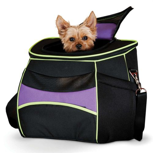 Comfy Go Back Pack Pet Carrier