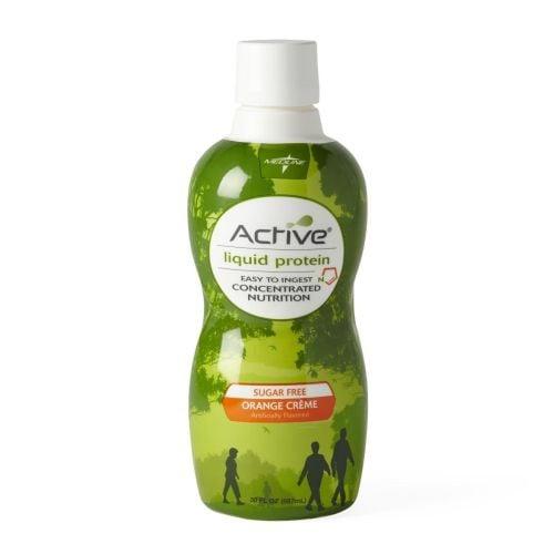 active liquid protein nutritional supplement 252